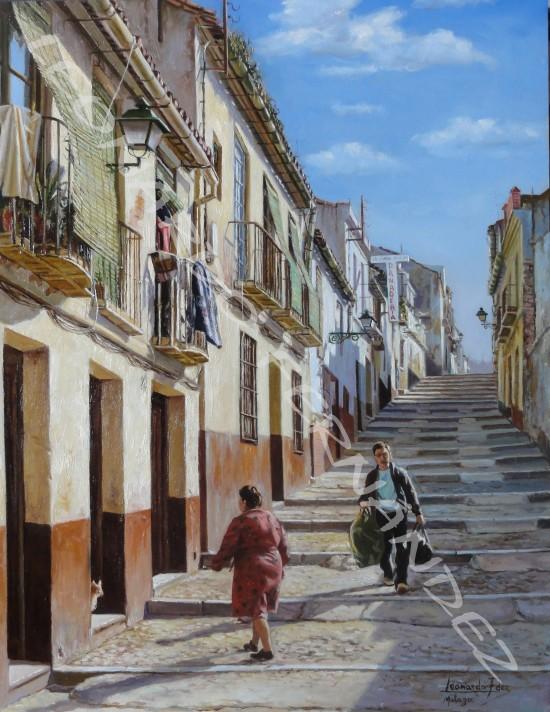 Calle Alta (Málaga)