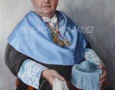 RETRATO D. ANTONIO GARRIDO MORAGA