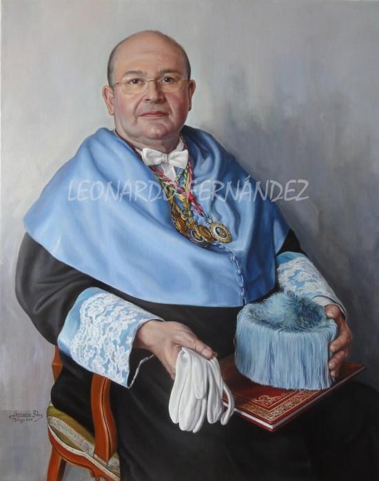 RETRATO ANTONIO GARRIDO MORAGA