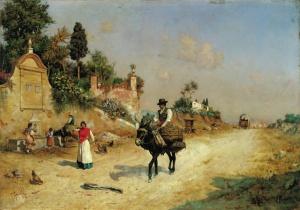 La fuente de Reding, de Guillermo Gómez Gil