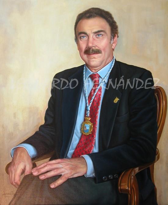 Retrato de D.Sancho Adam Valverde