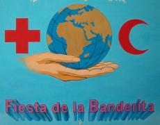 CARTEL PARA LA FIESTA DE LA BANDERITA DE CRUZ ROJA 2005