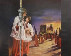 CARTEL 300 ANIVERSARIO ADVOCACIÓN JESÚS RESCATE
