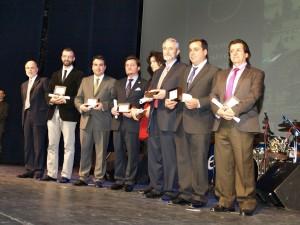 Premios Estrella Feniké Leonardo Fernández 2014