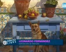 Reportaje A Leonardo Fernández Exposición Mijas Julio/Agosto 2015