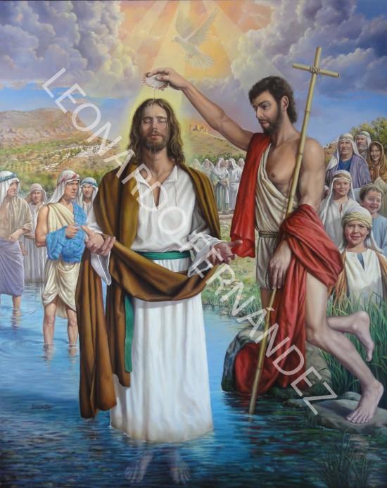 Bautismo de Cristo para Álora