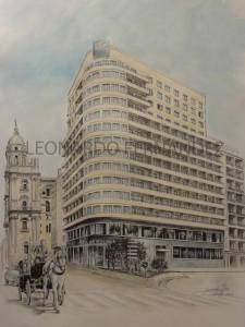 Málaga Palacio. Leonardo Fernández