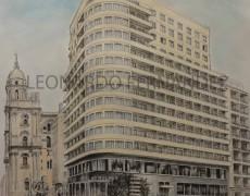 Portada Libro Conmemorativo 50 Aniversario Hotel Málaga Palacio