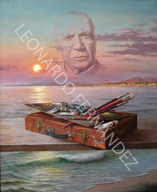 Homenaje a Picasso