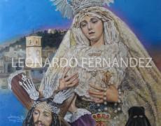 Cartel Salida Procesional Cofradía Del Rico 2018