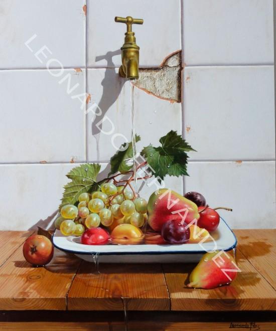 Frutas Frescas 46 x 38