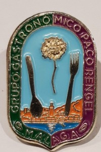 Logo Pin Grupo Gastronomico Paco Rengel