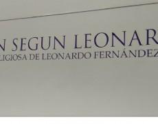 """La Pasión Según Leonardo """" Pintura Religiosa De Leonardo Fernández"""""""